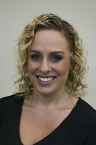 Lyndsey Paterson's Headshot from The Pajama Game