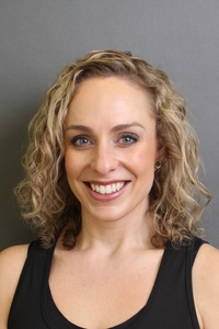 Lyndsey Paterson's Headshot from Grease