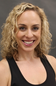 Lyndsey Paterson's Headshot from The Wedding Singer