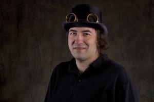Steven Eastgaard-Ross's Headshot from My Fair Lady