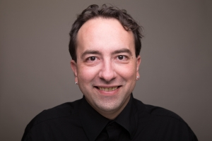 Steven Eastgaard-Ross's Headshot from The Mystery of Edwin Drood