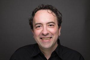 Steven Eastgaard-Ross's Headshot from Little Shop of Horrors