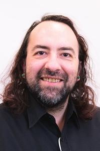 Steven Eastgaard-Ross's Headshot from Evita