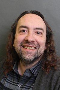 Steven Eastgaard-Ross's Headshot from Grease