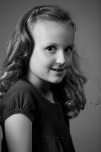 Emma Cole's Headshot from Wizard of Oz