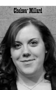 Chelsea Millard's Headshot from Forbidden Broadway's Greatest Hits