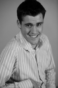 Marcus Bauer's Headshot from Fiddler on the Roof