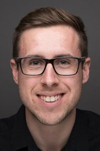 Cody Field's Headshot