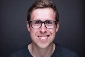 Cody Field's Headshot from Anything Goes