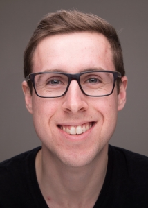 Cody Field's Headshot from Catch Me If You Can