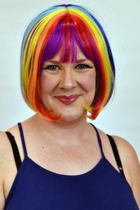 Lindsay Kurtze's Headshot from Priscilla Queen of the Desert