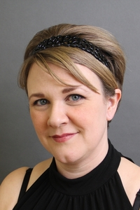 Lindsay Kurtze's Headshot from Grease