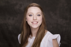 Emily Sunderland's Headshot from Jesus Christ Superstar