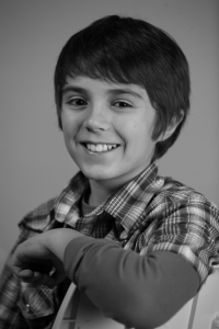 Quinn Lazenby's Headshot from Fiddler on the Roof