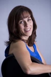 Christine Horne's Headshot from Godspell