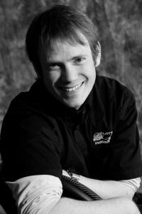 Darren Stewart's Headshot from Brigadoon