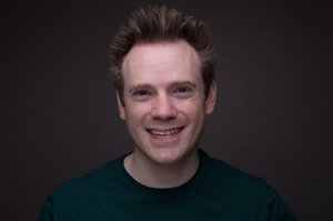Darren Stewart's Headshot from Reefer Madness