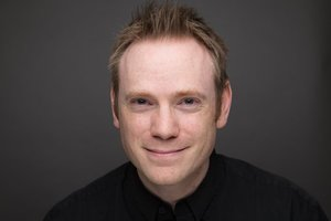 Darren Stewart's Headshot from Little Shop of Horrors