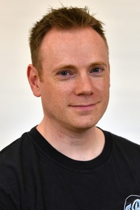 Darren Stewart's Headshot from Priscilla Queen of the Desert