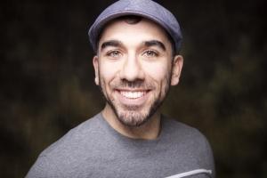 Jeffrey Diodati's Headshot from Urinetown