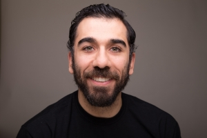 Jeffrey Diodati's Headshot from The Mystery of Edwin Drood