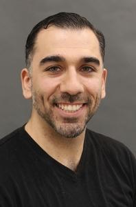 Jeffrey Diodati's Headshot from The Wedding Singer