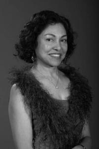 Sylvia Schmidt's Headshot from Evita