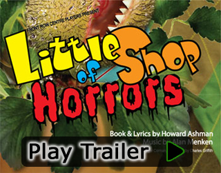 Poster for Little Shop of Horrors