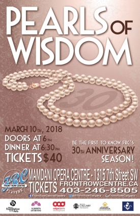 Pearls of Wisdom poster