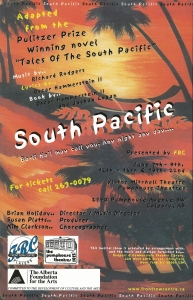 Poster for South Pacific