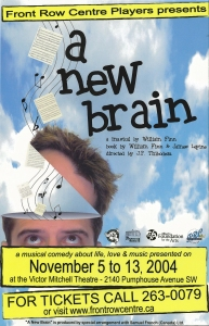 Poster for A New Brain