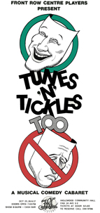 Poster for Tunes and Tickles Too