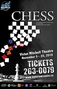 Poster for Chess