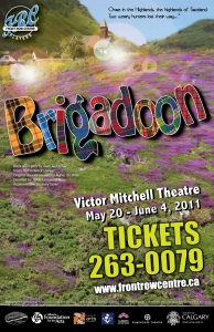 Poster for Brigadoon