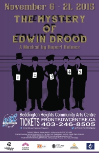 The Mystery of Edwin Drood poster