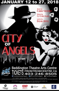 City of Angels poster