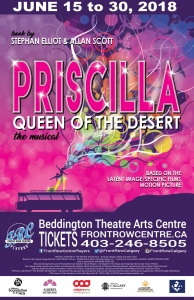 Poster for Priscilla Queen of the Desert
