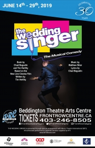 Poster for The Wedding Singer