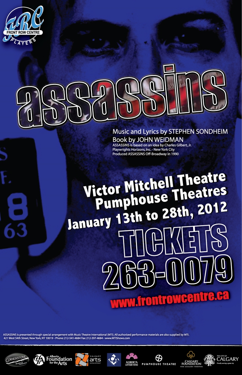 Poster for Assassins