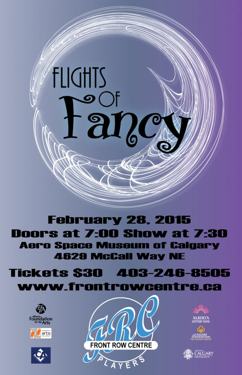 Poster for Flights of Fancy