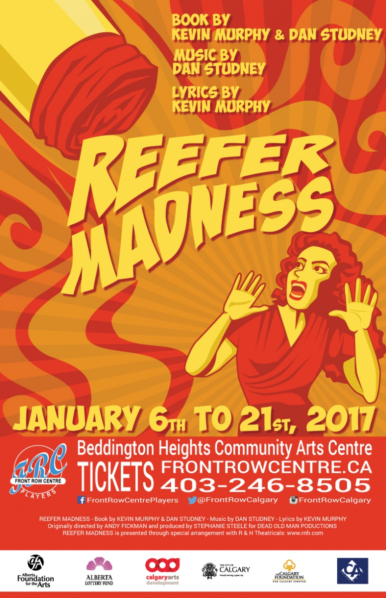 Poster for Reefer Madness