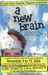 November 5th, 2004 - A New Brain